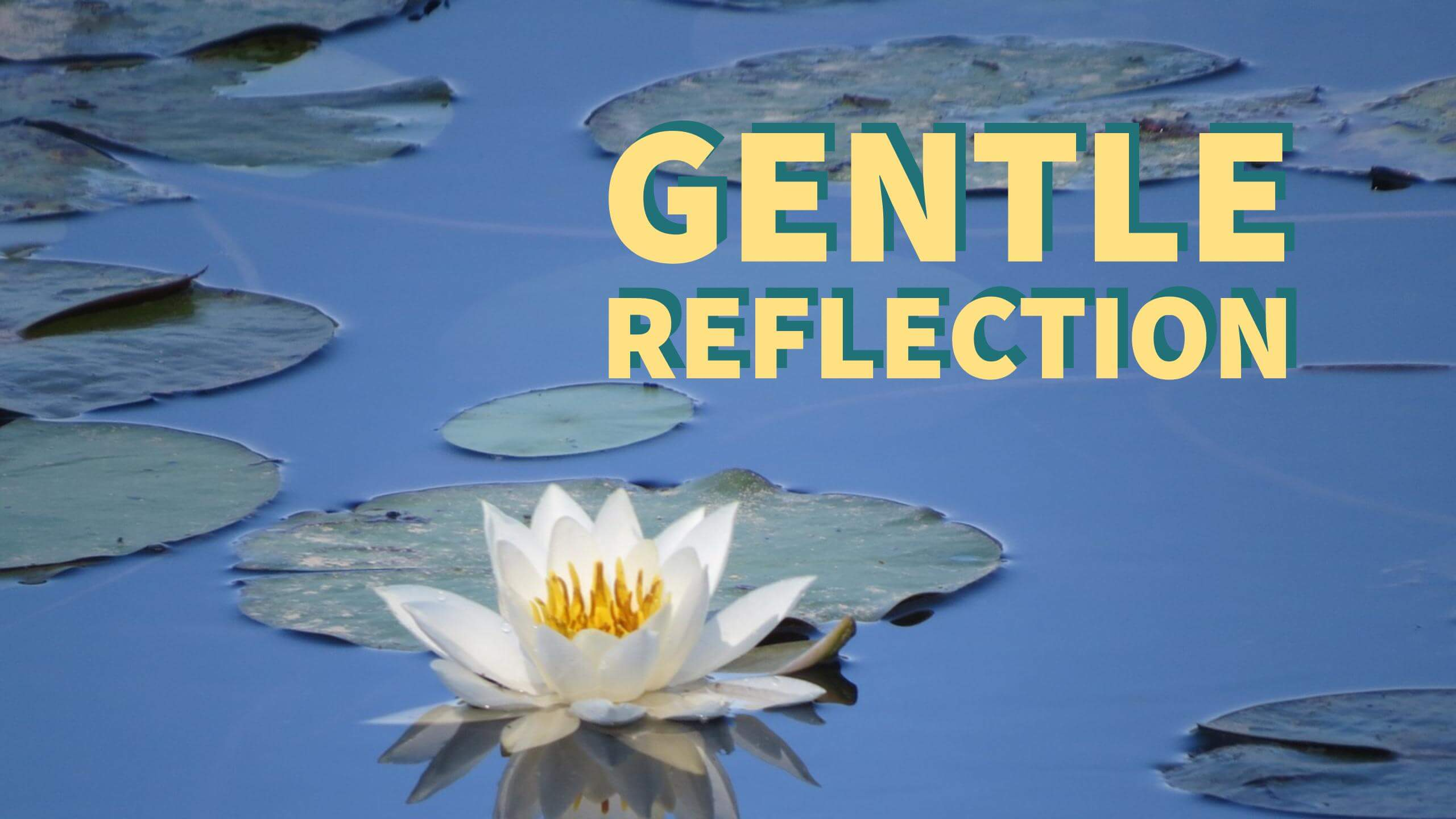 Gentle Reflection